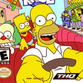 simpsons road rage game