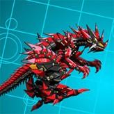 battle robot t-rex age game
