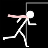 behind the door game