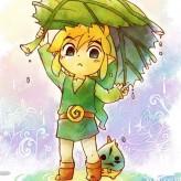 cute legend of zelda game