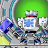 fuzzmon vs robo game