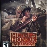 medal of honor: infiltrator game