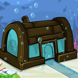 Ocean Secrets Escape