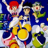 pop'n twinbee: rainbow bell adventures game
