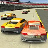 training race game