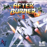 after burner ii game