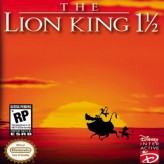 disney's lion king 1 1/2 game