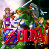 legend of zelda: ocarina of time game