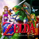 legend of zelda: ocarina of time game