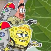 spongebob dirty bubble busters game