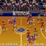 tecmo super nba basketball game