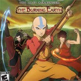 the last airbender: the burning earth game