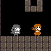 glitch dungeon game