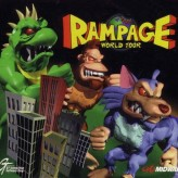 rampage: world tour game