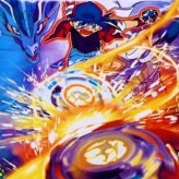 beyblade: tournament fighting game