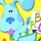 blue's clues: blue's alphabet book game