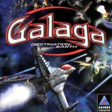 galaga: destination earth game