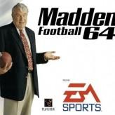 madden football 64 game