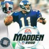 madden nfl 2002 game