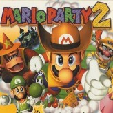 mario party 2 game