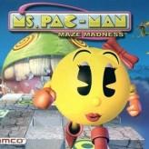 ms. pac-man: maze madness game