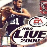 nba live 2000 game