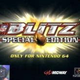 nfl blitz: special edition game