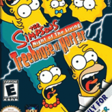 the simpsons: night of the living treehouse of horror game