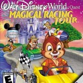 walt disney world quest: magical racing tour game