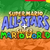 super mario all-stars + super mario world game