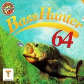 bass hunter 64 game