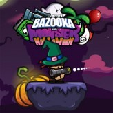 bazooka and monster: halloween game