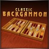 classic backgammon game