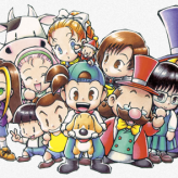 harvest moon: back to nature game