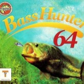 in-fisherman bass hunter 64 game