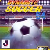 j.league dynamite soccer 64 game
