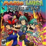 mario & luigi: partners in time game