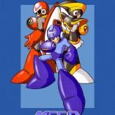 mega man: the power battle game