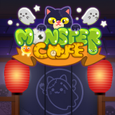 monster cafe game