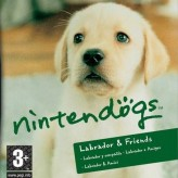 nintendogs: labrador & friends game