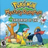 pokemon mystery dungeon: explorers of the sky game