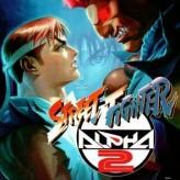 street fighter alpha 2 game