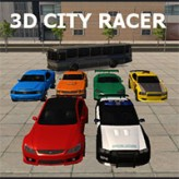 3d city racer game
