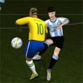 brazil vs argentina game