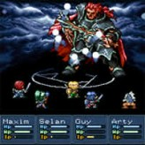 lufia & the fortress of doom game