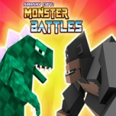 smashy city 2: monster battles game