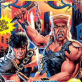 double dragon 3: the arcade game game