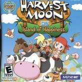 harvest moon ds: island of happiness game