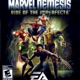 marvel nemesis: rise of the imperfects game
