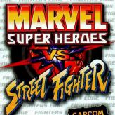 marvel super heroes vs street fighter game